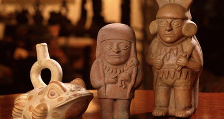 Los Incas dejaron una cultura rica en arte.