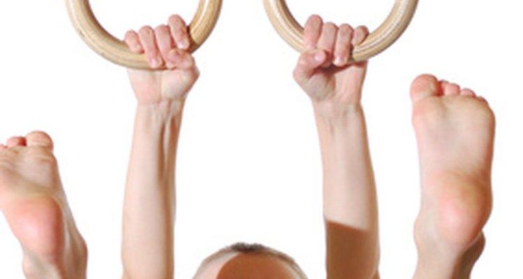La gimnasia exige un compromiso de los padres y el niño.