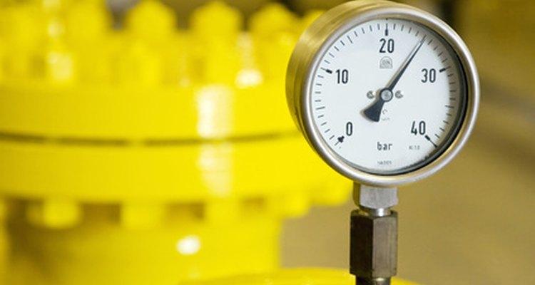 Os manômetros podem ser construídos sem muita dificuldade por qualquer pessoa