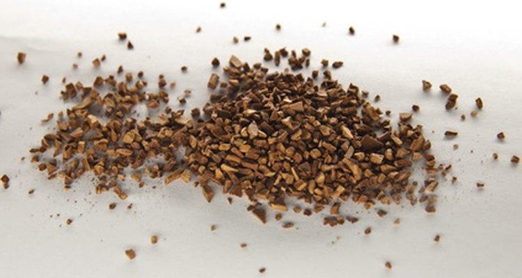 Asegúrate de utilizar café en granos gruesos.