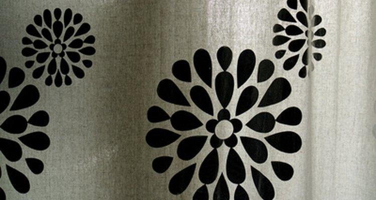 Escolha um forro de cortina para chuveiro que funcione para você