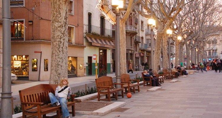 España está llena de tiendas que se adaptan al estilo sofisticado de sus ciudadanos.