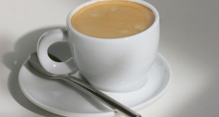 Espresso is cheap to make.