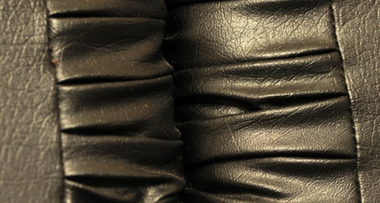 Pleather looks like leather.