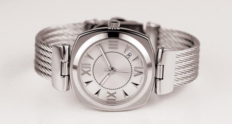 Los fabricantes suizos tienen una buena reputación por construir relojes de alta gama.