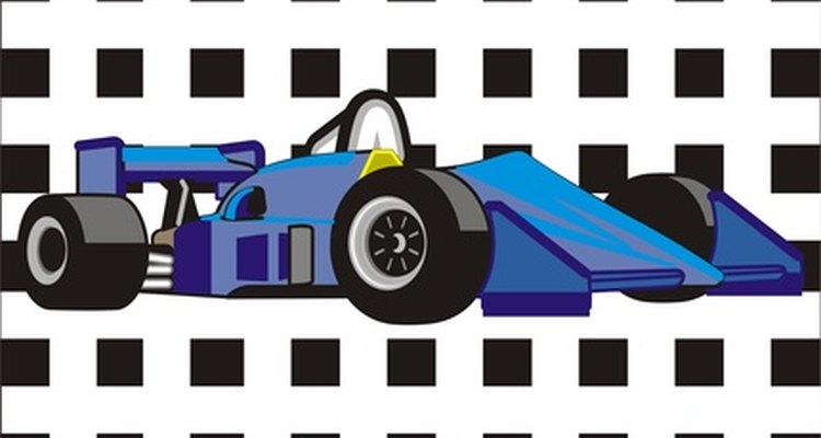 Make your own Formula 1 paper car model with downloadable templates.