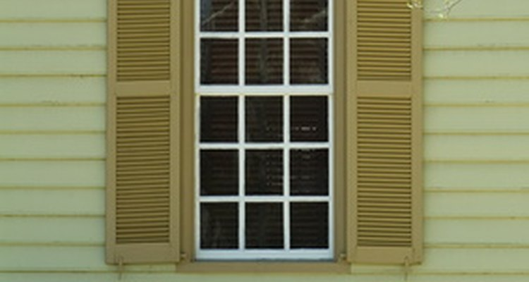 Enhance your exterior shutters with the correct hardware.