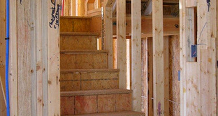 Corrimãos são a chave para uma escadaria sólida