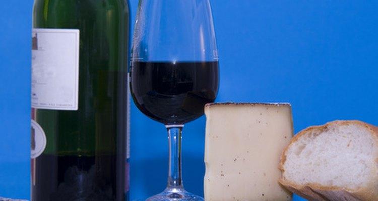 El malbec queda muy bien con varios tipos de quesos.