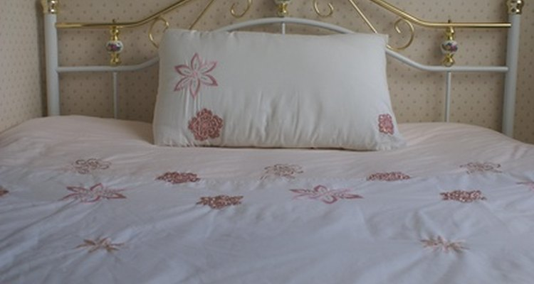 Duvet covers come in a variety of styles, patterns and colours.