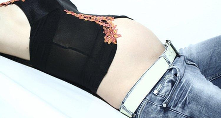 Las mujeres embarazadas desean saber sobre su feto de 19 semanas.