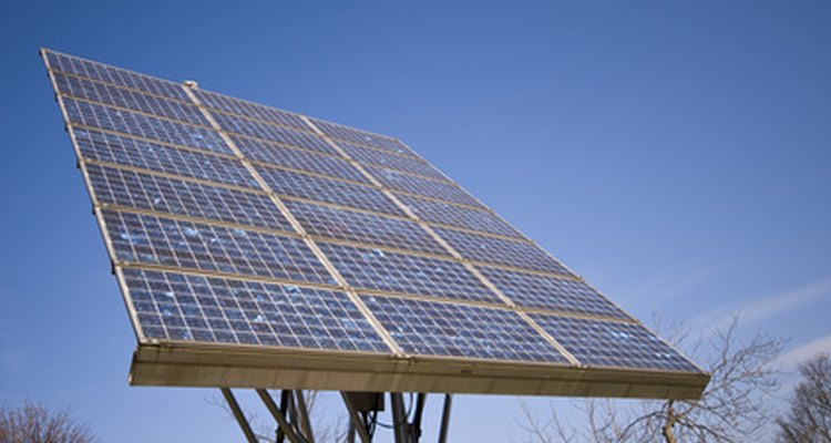The economic impacts of solar power depend on how it is used.