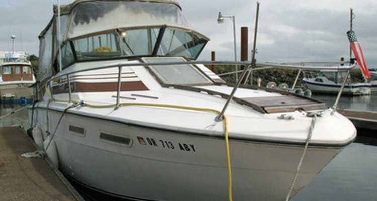 On the water, a marine radio can save your life.