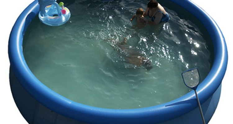 Vinyl pools are breeding grounds for mould and mildew.