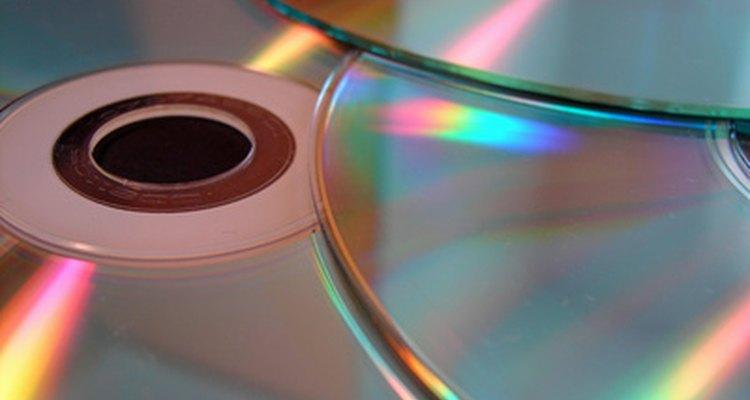 Um drive de disco de Blu-ray pode rodar filmes de alta definição