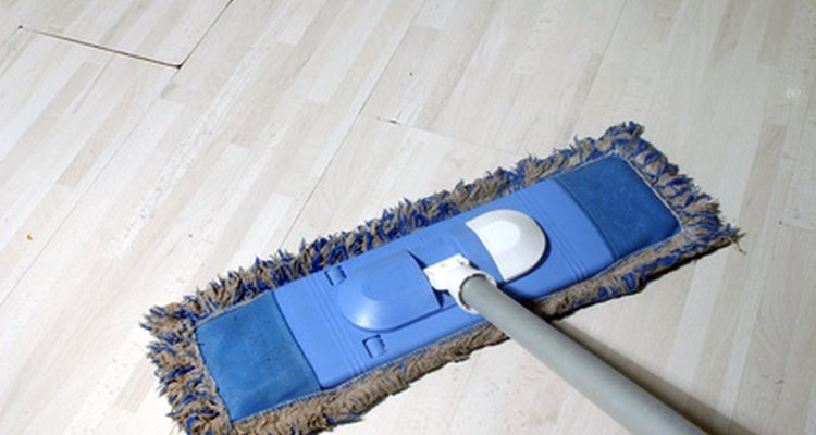 Pricing a cleaning contract depends on the location and type of business.