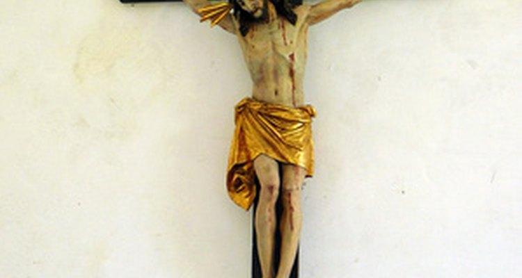 A cruz é o símbolo central do cristianismo