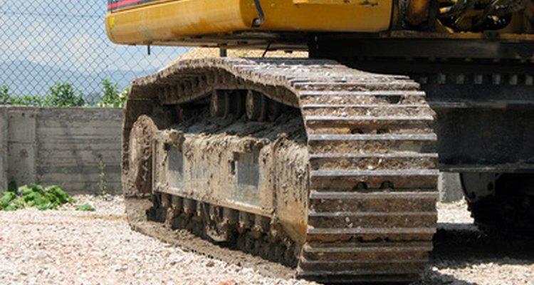 A Caterpillar fabrica vários motores para os setores de construção e veículos pesados