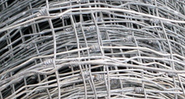 Usar malhas de aço inoxidável torna as gaiolas mais duráveis e resistentes