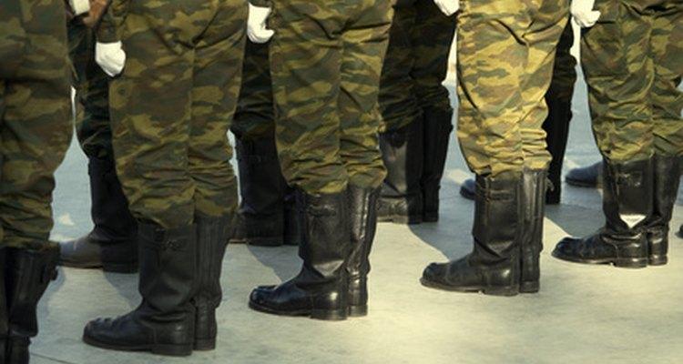 Los veteranos del ejército pueden ganar valiosos beneficios si califican.