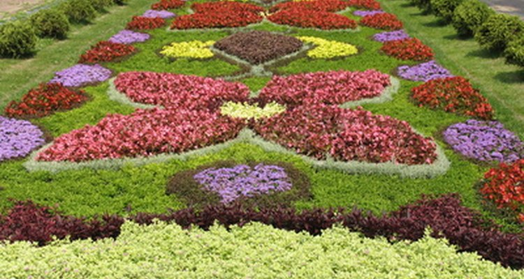 Beautiful gardens can grow from a variety of soils.