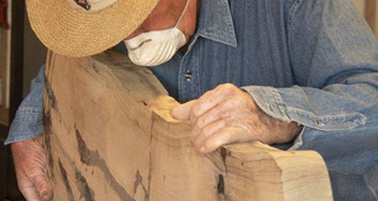 Trabalhe em uma área bem ventilada para a construção e pintura