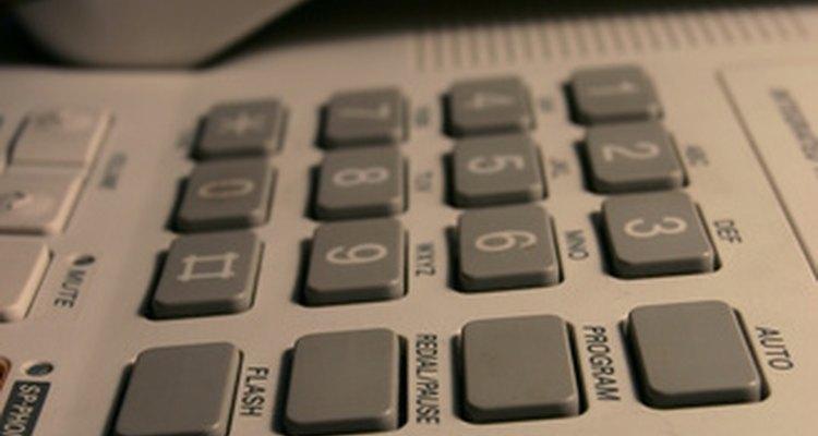 Em algumas circunstâncias, é possível usar um telefone como um interfone