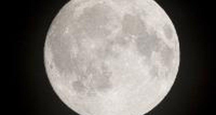 Conoce las características de la diosa de la luna Selene.