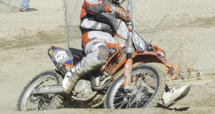 ABS is used for sports motorcycles.