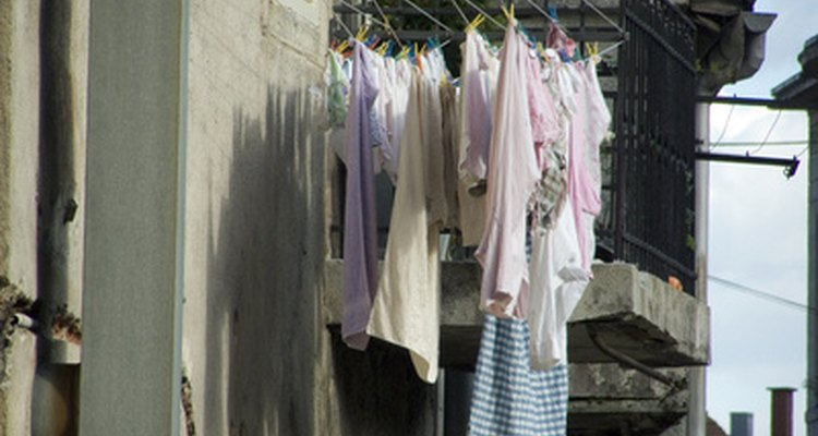 Starting a laundry service can be lucrative.
