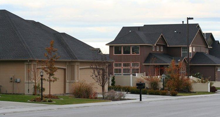 Construir una casa tiene una variedad de opciones.