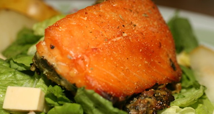 You can successfully cook salmon in the microwave.