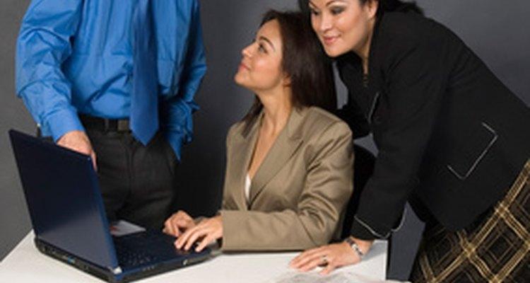 Los empleados respetan a un buen líder que trabaje tan duro como el resto del equipo.