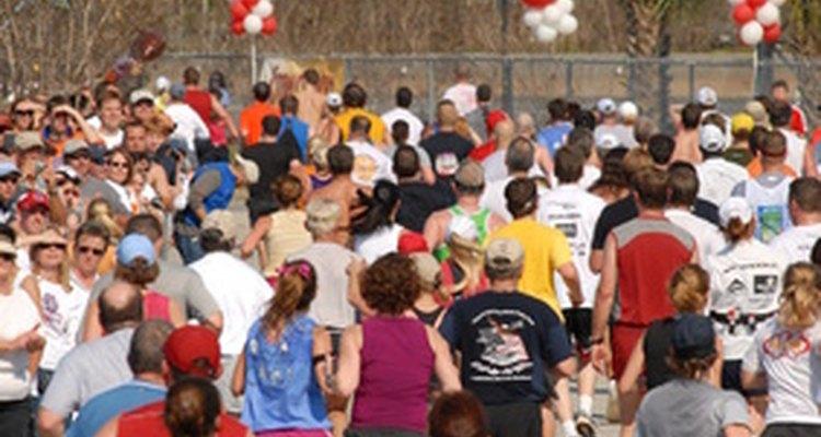 O treino e a finalização de uma maratona podem ser a experiência de vida que você descreverá