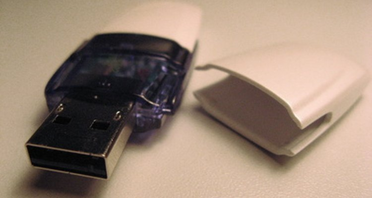 Connect USB hardware to your television system.