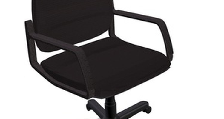Disassemble your office chair for easy transport.