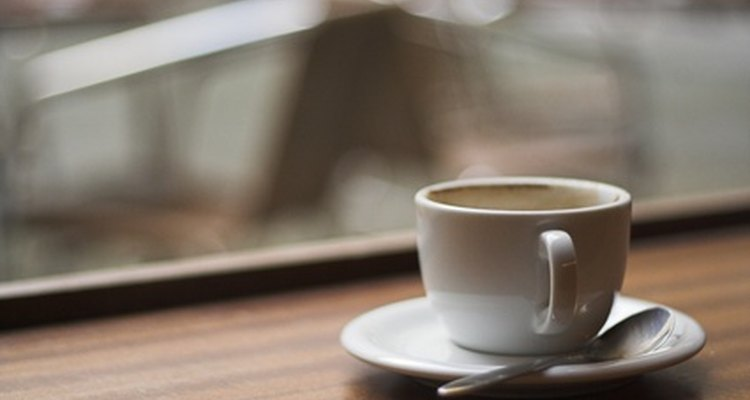 What are the responsibilities of a cafe assistant?