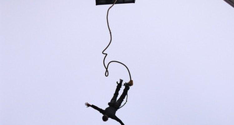 El norte y centro de Florida ofrecen algunas oportunidades para hacer salto en bungee.