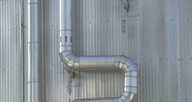 Use the thermal conductivity of the pipe material to calculate heat loss.