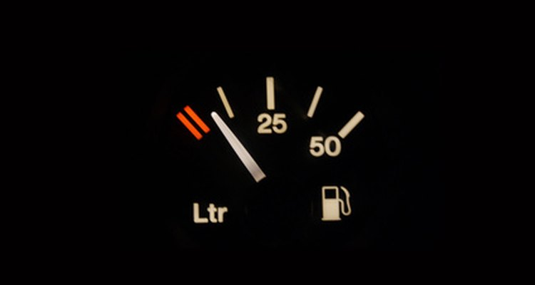 The fuel gauge in your automobile might not be calibrated correctly, providing you with an inaccurate reading.