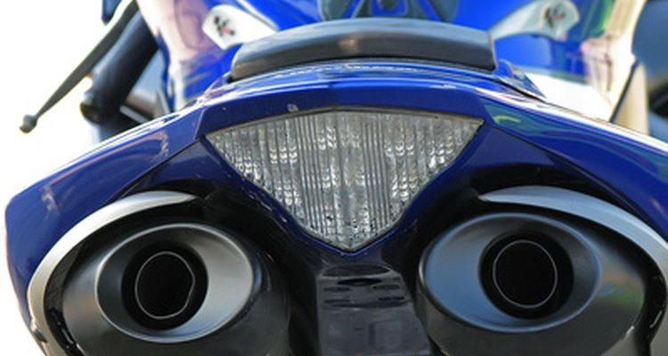 It is important to know the effects of motorbike exhaust.
