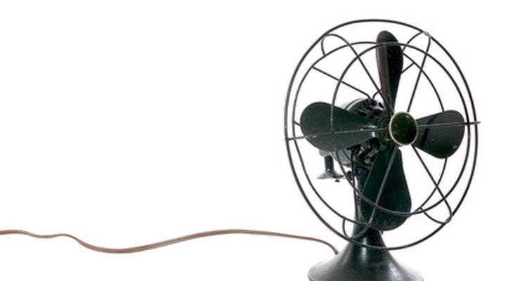 Ventiladores fazem barulho por várias razões