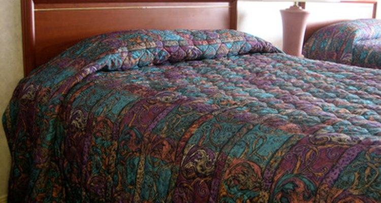 Una cama de hotel debe hacerse en unos tres minutos.