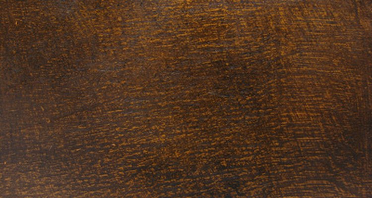 A lacquer finish adds a glossy, waterproof sheen to wood.