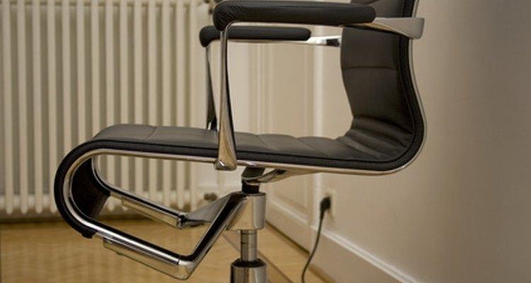 La primera silla ergonómica tenía el asiento y las ruedas ajustables.