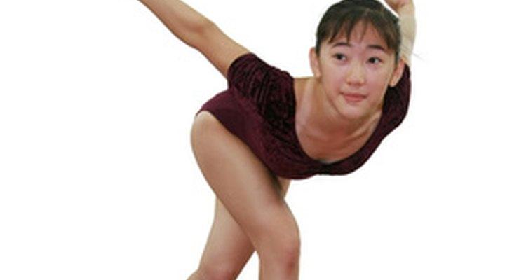 Os movimentos da trave olímpica podem variar dependendo das habilidades do ginasta.