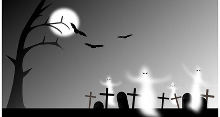 Los espectáculos espeluznantes sobre fantasmas pueden hacer que tu hijo tenga miedo de dormir por la noche.
