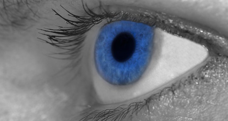 Glaucoma eye drops may change the colour of your eyes.