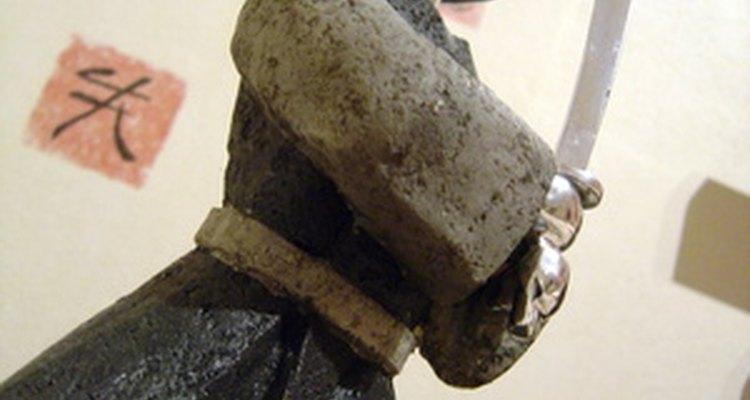 Tradicionalmente, los samurai podían ser hombres o mujeres de cualquier edad.