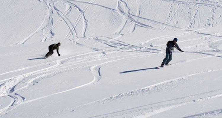Talvez uma viagem de esqui tenha lhe ensinado algo sobre si mesmo